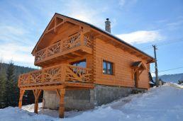 drevený obklad tatranský profil