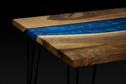Epoxidový stôl výroba na mieru